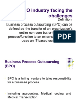 About BPO Industry
