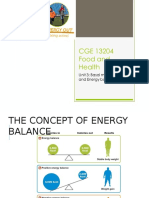 Food(Energy density)