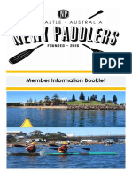 Newy Paddlers Members Handbook