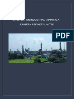 Report on Industrial Training at Eastern Refinery Limited