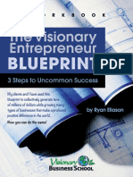 The Visionary Entrepreneur Blueprint Workbook
