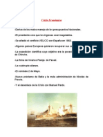 Crisis Económica de Peru