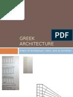 Greek Architecture[1]