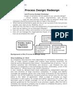 Six Sigma Process Design