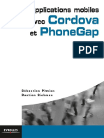 Applications Mobiles Avec Cordova Et PhoneGap - Bastien Siebman