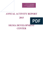SDC Annual Report 2015