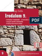 16120 II Irodalom 9-II