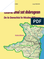 Istoria unui sat dobrogean, Nicolae Balcescu, judetul Constanta