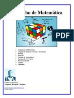 Manual de Matematica - Racionais,Intervalos, Equacoies 1 e 2, Angulos, Amplitude, Proporcionalidae