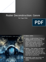 Posters Deconstruction