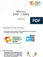 Maximo Overview Basic | Asset Management | Application Software