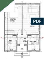 Casa 1 - Plan Parter