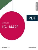Manual Volt LG-H442