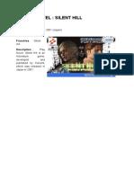 Walkthrough Play Novel Silent Hill GBA