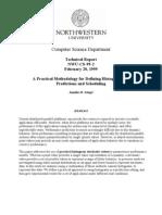 Tech Report NWU-CS-99-02