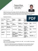 Numan(Resume) RF