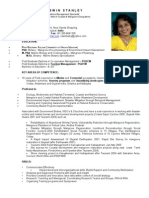 Oswin_Resume June 2010