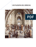 antologia de la filosofia del derecho