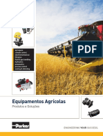 Agriculture Machinery PT