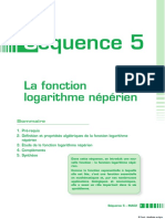 Cours Fonction Log