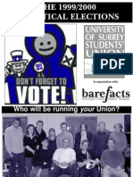 Barefacts (1998-1999) - Election