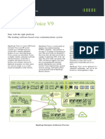 OpenScape Voice V9 Data Sheet