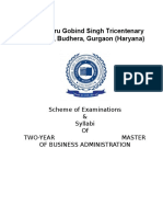 Final Syllabus SGT-III Semester
