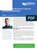 Revisiting the Business Case