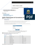Alabama Inmate Search Department of Corrections Lookup