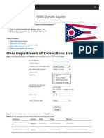 Ohio Inmate Search Department of Corrections Lookup