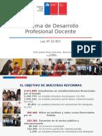PPT SDPD encasillamiento