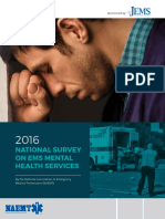 2016 NAEMT Mental Health Report