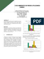Monitoramento Ambiente Rede Utilizando Zabbix-Edilmar Junior