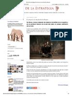 El Arte de La Estrategia_ El Samurai y El Secreto de La Eficacia