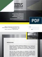 Brochure Saicons - Actualizado 10-08-2016