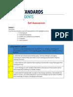 copyofistestandards-selfevaluation