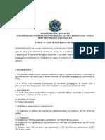 EDITAL_24 _2016- Programa de Apoio à Vivência de Componentes Curriculares - PVCC