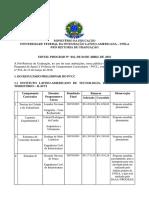Edital_041_2016- Resultado Preliminar PVCC