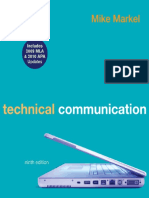 Technical Communication Intro