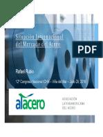 5 Presentación de Rafael Rubio Director General de Alacero