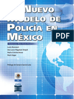 El Modelo Policial en Mexico