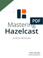 Mastering Hazelcast Book