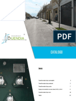Catalogo Transformadores Buendia