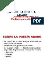 Sobre La Poesía Árabe