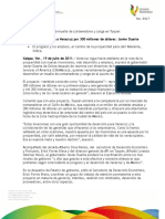 19 07 2011 - El gobernador Javier Duarte de Ochoa, se reúne con directivos de la empresa Stevedoring Services of America (SSA México).