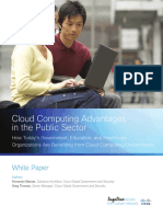 Macias and Thomas - 2011 - Cloud Computing Advantages in the Public Sector