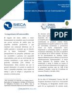 """Tópico- """"La Importancia Del Sector Micro Financiero en Centroamérica"""""""