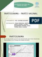 Partograma y Parto Vaginal