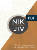 NKJV Study Bible Full Color Edition - 1 & 2 Timothy