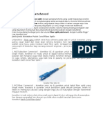 Fiber Optik Patchcord